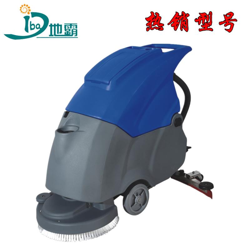 湖南株洲小型电瓶式洗地机OK500