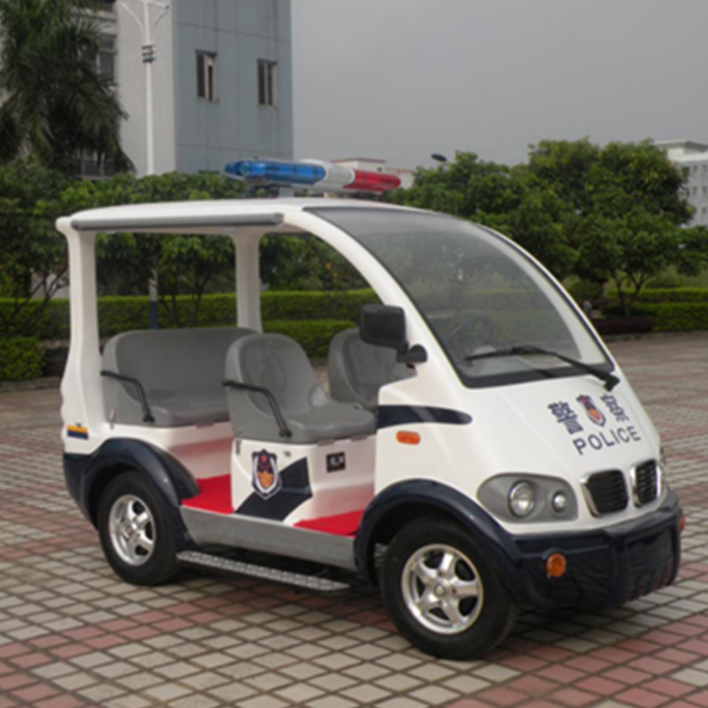 四座电动巡逻车LQX045