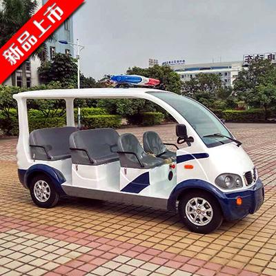 八座电动巡逻车LQX080