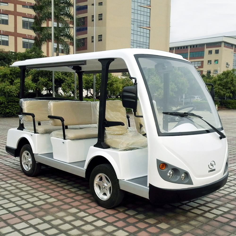 湖南电动观光车八座LQY083A型