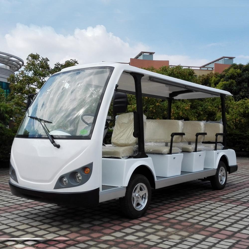 湖南电动观光车11座LQY113B型