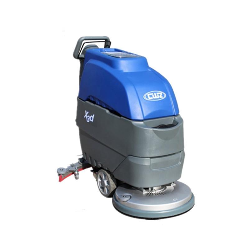 威-手推式洗地机X3d