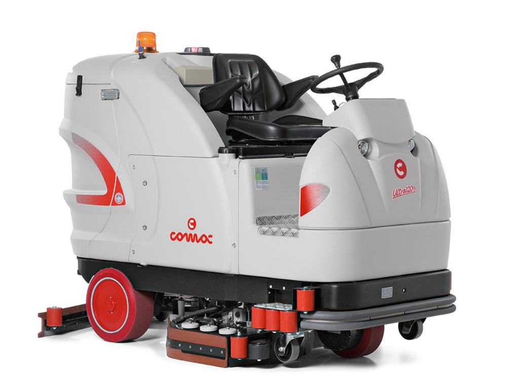 意大利高美驾驶式洗地机UltraC100BS-GS/120B-G