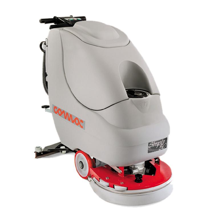 意大利高美手推式洗地机 Simpla50E