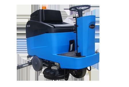 嘉得力中型驾驶式洗地机GT110