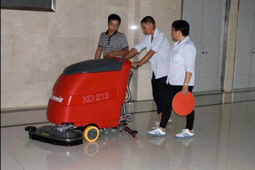 湖南洗地机哪个品牌好?