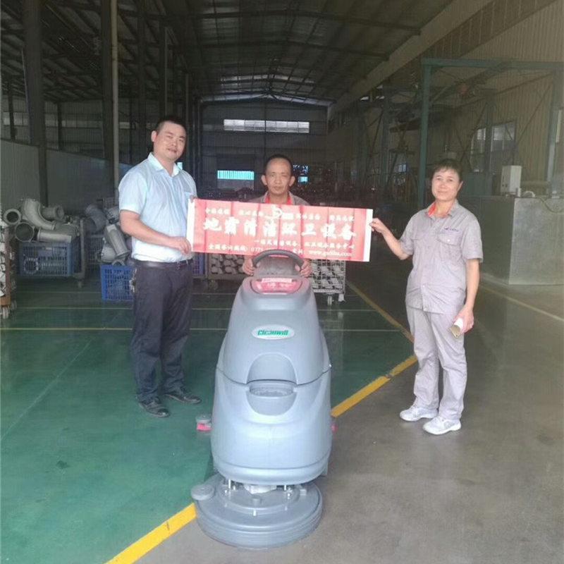 案例之广西玉林旺峰机械厂