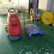 如何正确选择手推式洗地机和驾驶式洗地机?