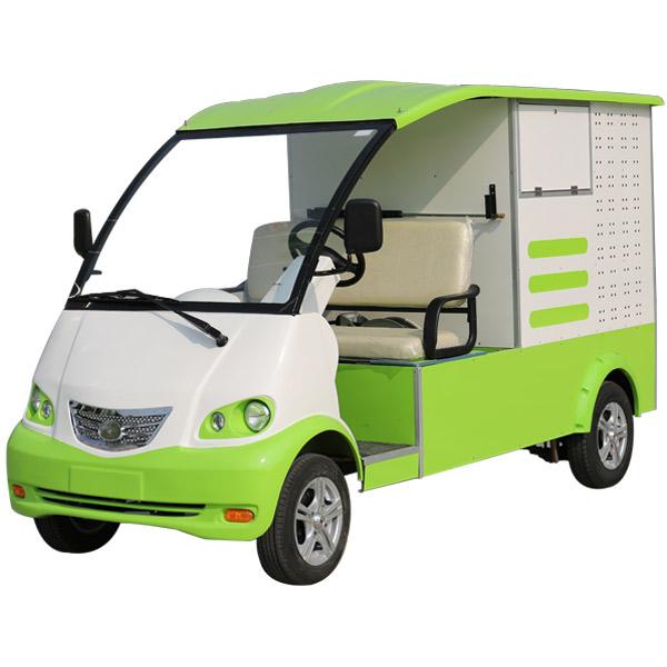 高压清洗车DHWQX-3