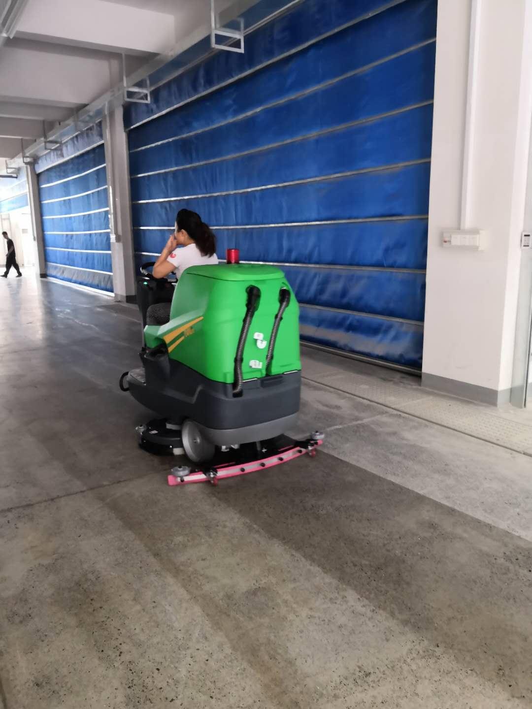 湖南洗地机的维护与保养