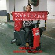 【湖南】地霸清洁设备洗地机某地下停车案例