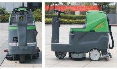 大型洗地机在湖南开展览会共创美好未来!