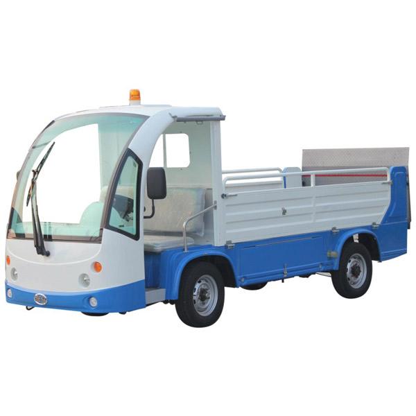 电动8桶驳运车DT1.2-B2A