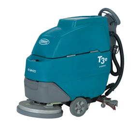 坦能T3E手推式自动洗地机