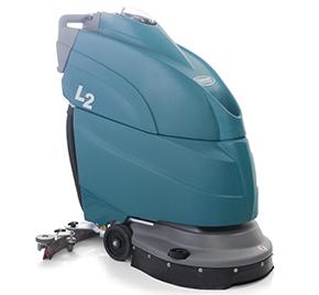 坦能拖线式洗地机L2